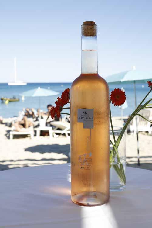 Sol, Provence, rosé!